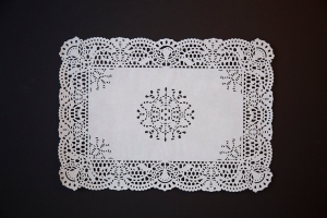 Background Doily.
