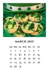 March 4x6 V St Pat
