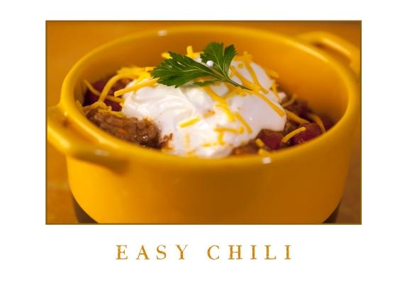 Chili card