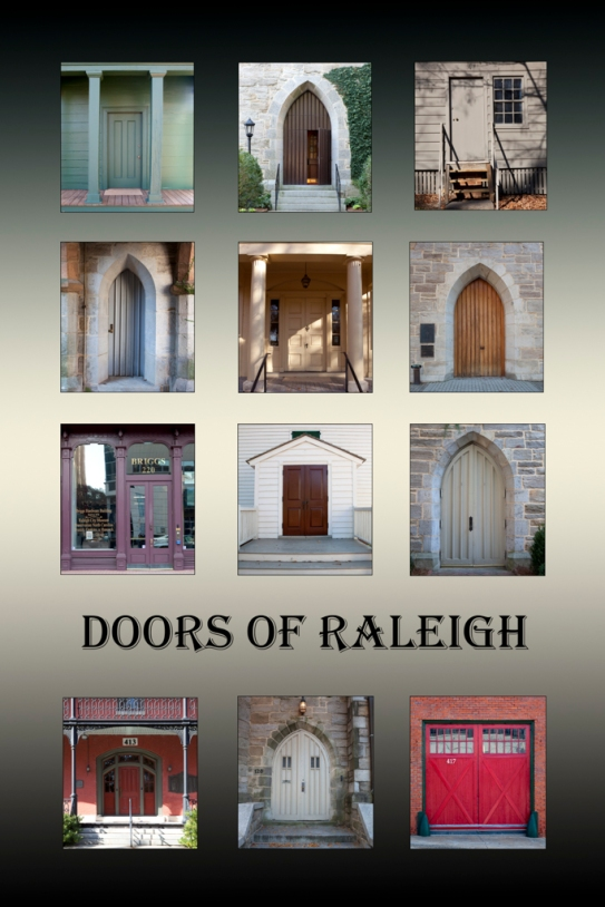 Doors of Raleigh