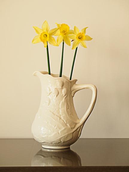 Opaque Vase